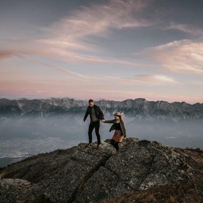 Paarshooting Tirol am Hafelekar, BLITZKNEISSER