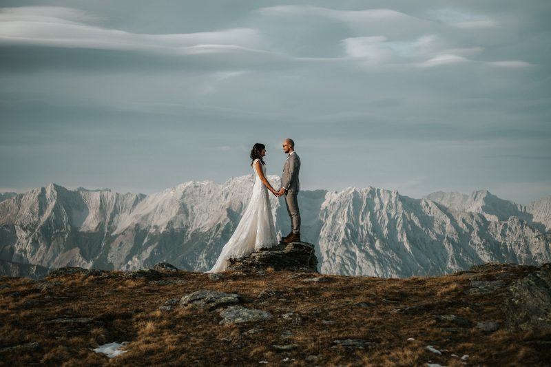 After Wedding Shooting in Tirol Österreich